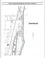 Map Image 026, Alcona County 1995